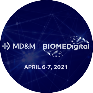 MD+M | BIOMEDigital Virtual Trade Show